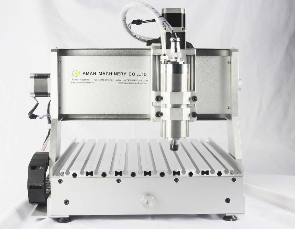 Free Shipping Free Customs Duties US Market 3040 Mini Cnc Mill Engraving Machine Mini Cnc Lathe Machine