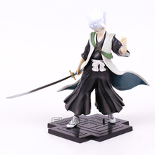 Anime Bleach Hitsugaya Toushirou PVC Figure Collectible Model Toy