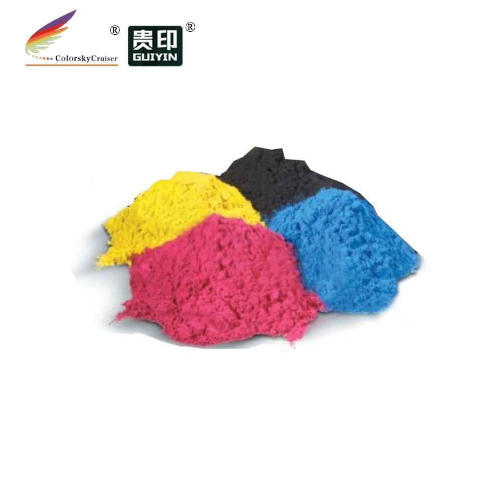 TPKHM-TK543) Премиум цветной копир тонер для Kyocera TK-540 TK 540 TK540 FS-C5100DN FS-C5100 1 кг/цвет FedEx