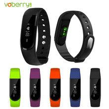 ID101HR Bluetooth Smart Band Fitness Tracker Heart Rate Monitor Smart Bracelet Wristband Wearable Devices For IOS Android