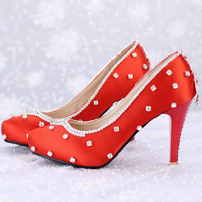 Popular 3 Inch Red High Heels-Buy Cheap 3 Inch Red High Heels lots ...