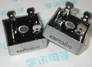 100 шт. KBPC3510 3510 35A 1000 в мостовой выпрямитель