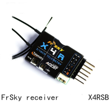 High Quality FrSky X4RSB 3/16 Channel Telemetry Receiver Remote Telemetry For RC Helicopter Quadcopter Part RC Toy Accessary