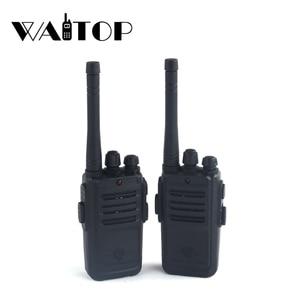 Image 1 - 2 adet çocuk oyuncağı Walkie Talkie taşınabilir radyo elektronik interkom çocuklar interkom Juguete Mini Woki Toki iki yönlü telsiz