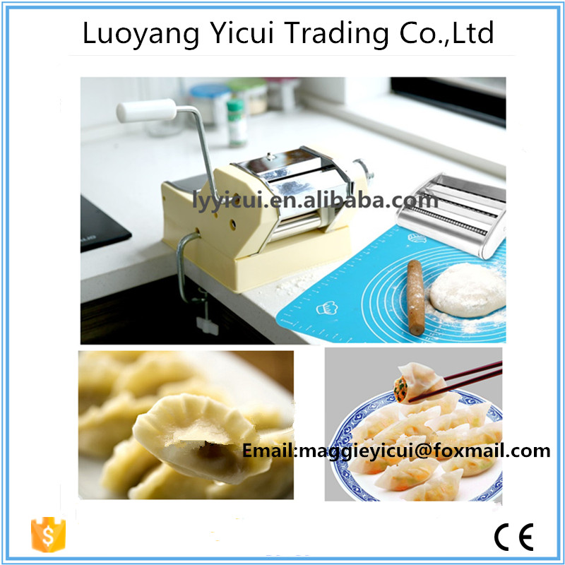 ФОТО Mini dumpling making machine for family use
