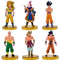 6/ animation toy doll seven dragon ball game peripherals set 50 generation 6 dragon ball doll