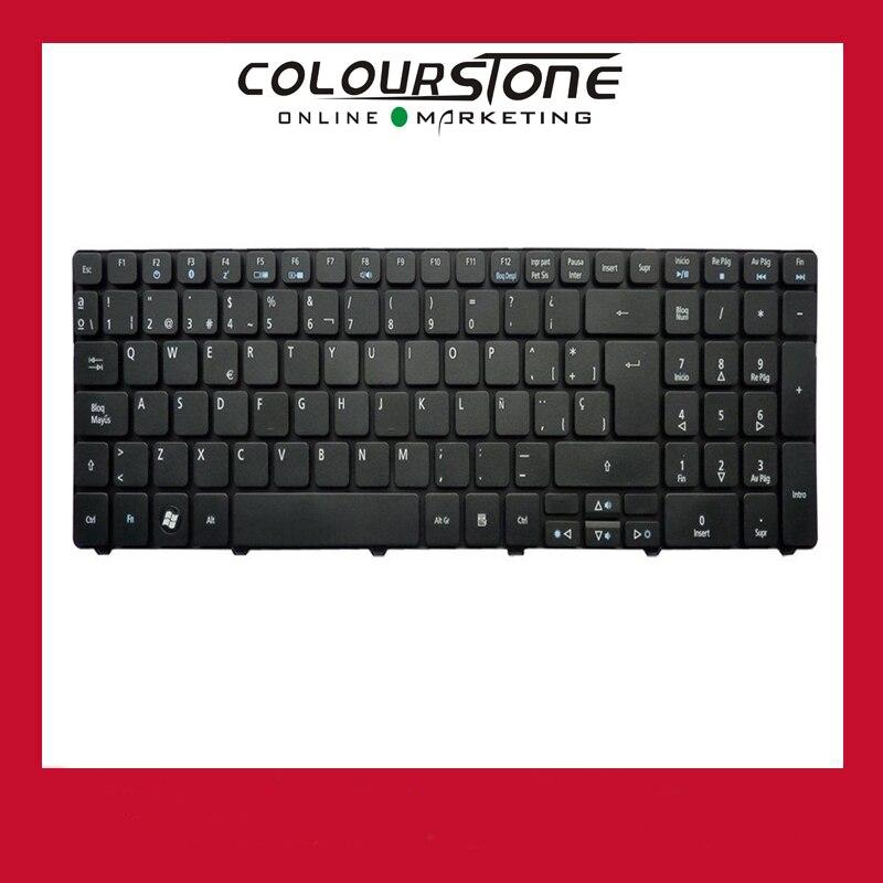 AR  laptop keyboard for Acer 5810 5810T 5738 5536 5542 5542G 5410T Black color  10 pcs /lot new laptop keyboard for asus g74 g74sx 04gn562ksp00 1 okno l81sp001 backlit sp spain us layout