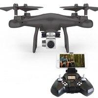 SMRC S10 2 4G 4 Axle 720P RC Drones With HD Camera FPV WIFI Quadrocopter Altitude