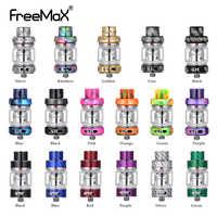 Nuevo tanque Freemax Mesh Pro 6ml Sub ohm atomizador fibra de carbono Freemax Mesh Pro bobina Vape tanque de resina 17 colores VS zum Dual RTA