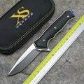 XS MESSER CR230 D2 Klinge G10 + Stahl Griff Klappmesser Outdoor Camping Mehrzweck jagd EDC werkzeug