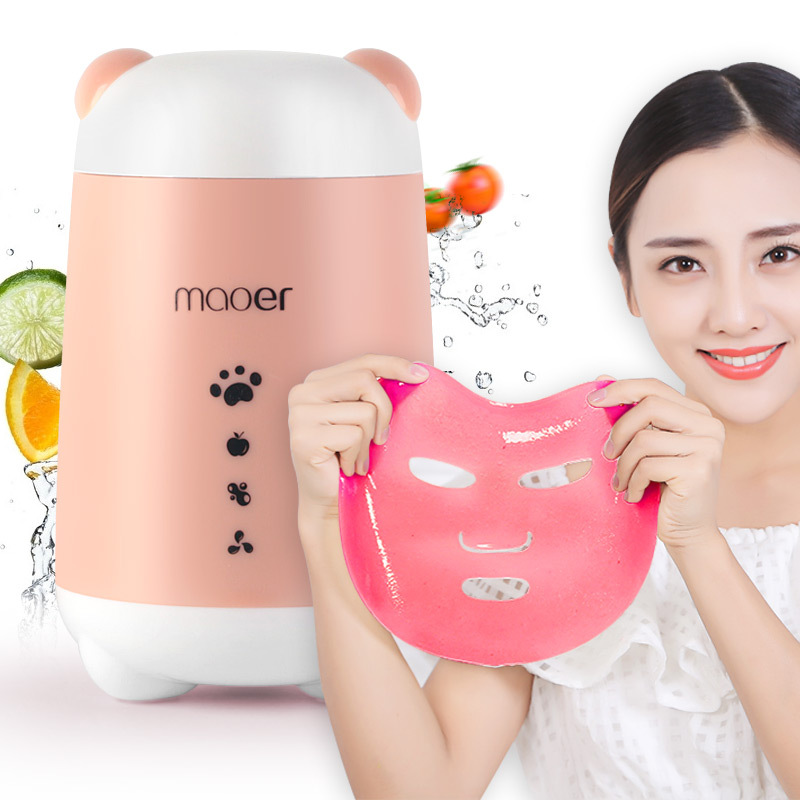 facial masks homemade face mask machine face skin care tools facial machine beauty machine skin care mask estetica facial foreo цена