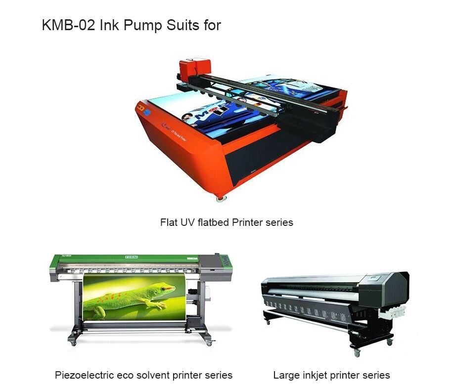 US $23.9 |Kamoer KMB02 12V24V gear oil fuel pump oil ink peristaltic pump Water pump mini electric dosing pump in Pumps from Home Improvement on