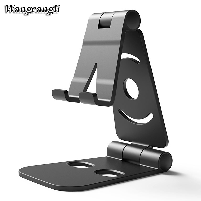 Plastic Soporte Movil For Iphone Stand For Phone Holder Cell Desktop Holder For Your Mobile Phone Stand Tablet Mobile Support