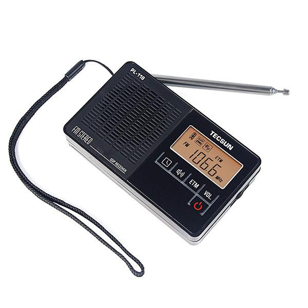 Hot Tecsun PL-118 DSP FM Stereo Radio (6)