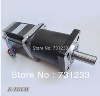 NEMA 23 Planetary Gearbox Stepper Motor Nema23 Motor Body 56mm Gear Ratio 15 20 25 30 40 50 100:1
