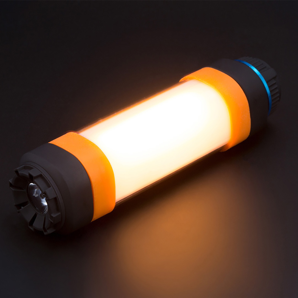 Rechargeable IP68 Fully Waterproof LED Flash Lights Outdoors