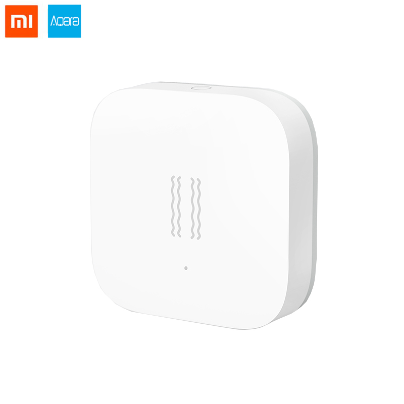 Original Xiaomi Mijia Aqara Vibration / Shock Sensor Built In Gyro Motion Sensor For Mi Home AppOriginal Xiaomi Mijia Aqara Vibration / Shock Sensor Built In Gyro Motion Sensor For Mi Home App