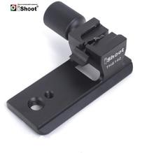 IShoot עדשת תמיכה צווארון חצובה הר טבעת החלפת בסיס רגל Stand עבור Sony FE 70 200/2. 8GM OSS/Sony FE 100 400/4. 5 5.6GM