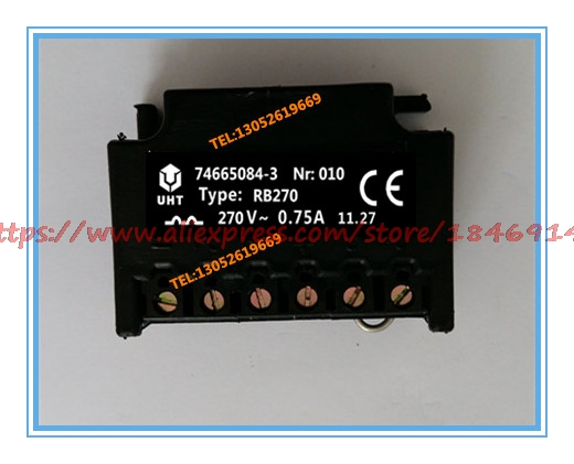 Free shipping UHT RB270 270V 0 75A Motor brake rectifier in Electronics Stocks from Electronic Components Supplies