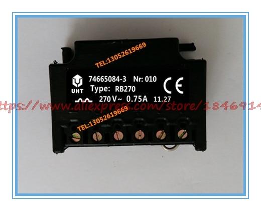 Free shipping  UHT RB270 270V/0.75A Motor brake rectifier