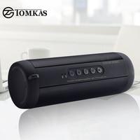 Original T2 Bluetooth Speaker Portable Outdoor LED Wireless Column Loudspeaker Support TF card FM Radio Aux Input HiFi Stereo