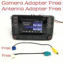 OEM Bluetooth Car Radio MIB RCD330 RCD330G RCN210 RCD510 CD MP3 USB SD para VW Passat B6 CC Polo Golf 5 6 Jetta MK5 MK6 Tiguan