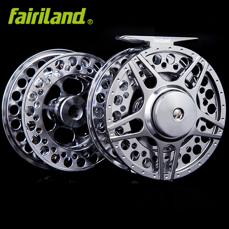 Money saving combo 5 6 fly reel with premier extra spool 3BB fly fishing reel 90mm