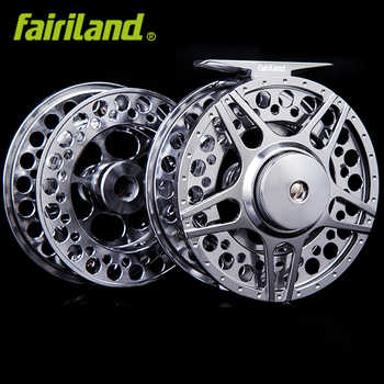 Money-saving combo 5/6 fly reel with premier extra spool 3BB fly fishing reel 90mm with incoming click fish wheel ice reel - DISCOUNT ITEM  45% OFF Sports & Entertainment