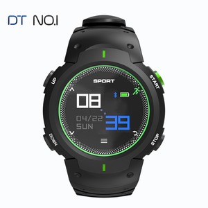 Image 5 - DTNO.1 F13 Smart watch ip68 Waterproof Sport running watch Multisport Color LCD Smart notification Sport tracker for IOS Android