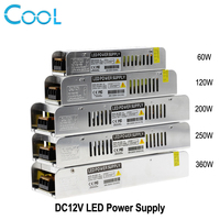 12V 10A 120W 110V 220V Lighting Transformers High Quality Safy Driver For LED Strip 5050 5730