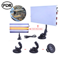 PDR Tools Kit Paintless Dent Repair Auto Repair Tool Set LED Lamp Reflector Board With Built in Battery High Quality|auto repair tool set|paintless dent repairtool kit -