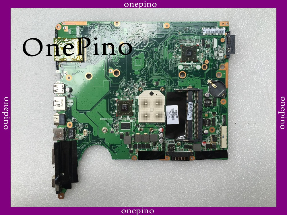 For HP Pavilion DV6 DV6-1000 AMD Motherboard System board 509451-001 tested OK