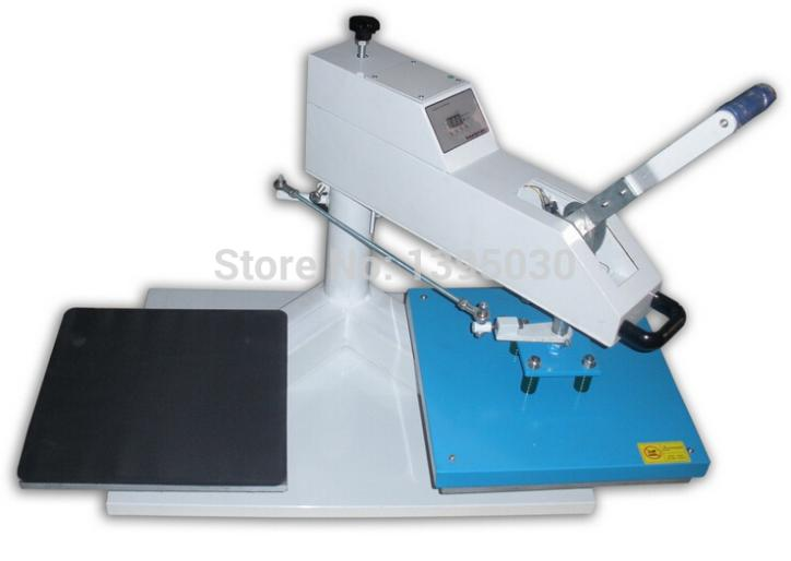 1 pcs Double Tables Heat Press Machine  (HP3805p ) 1 pcs 38 38cm small heat press machine hp230a