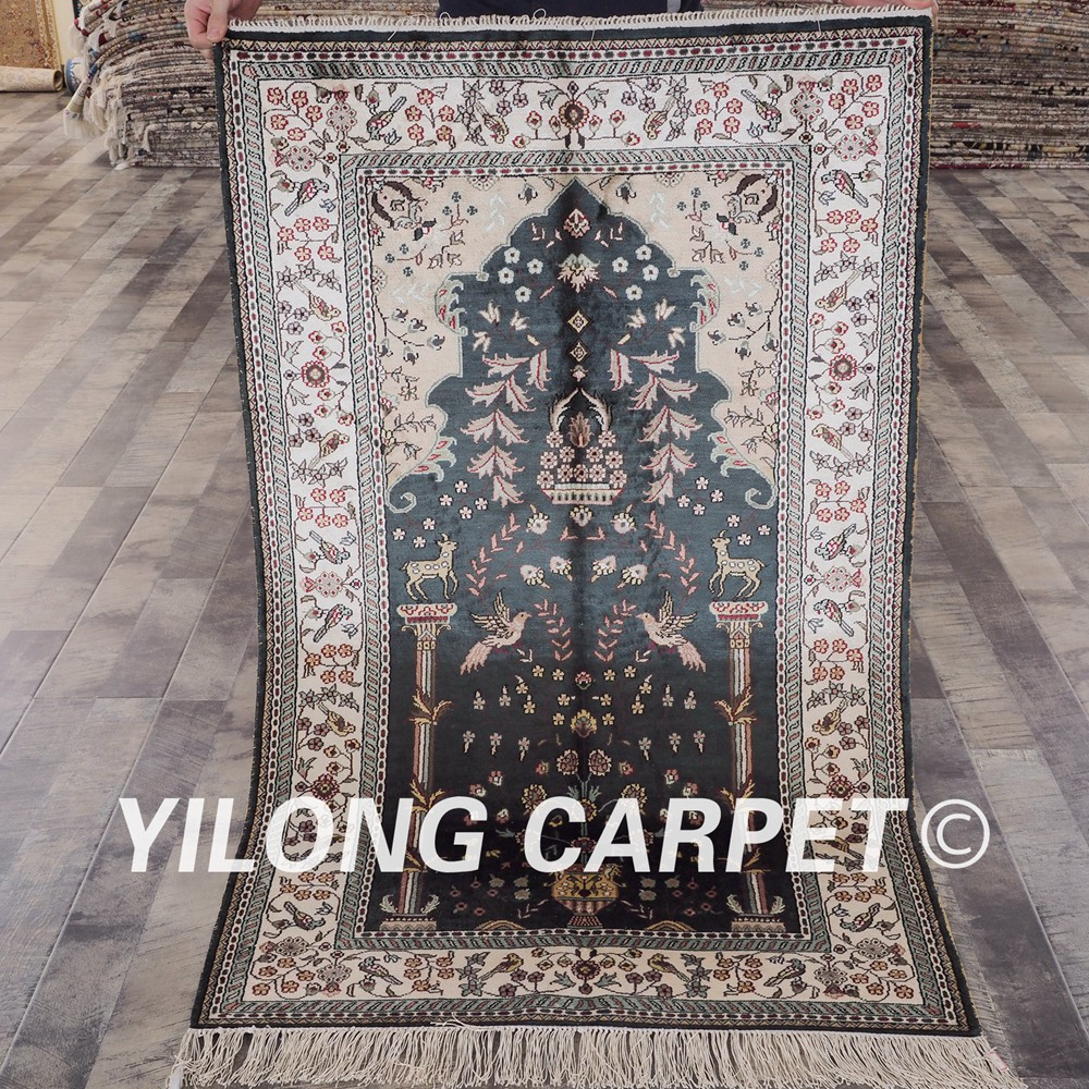 Persian Carpet Quality: YILONG 3'x5' Top Quality Floral Pattern Persian Carpet