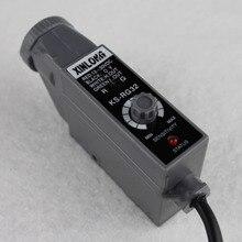 1PC di Colore sensore di Colore standard Sensore fotoelettrico KS RG32/KS WG32/KS W32/KS G32 ottico sensore di colore sostituire KS C2W