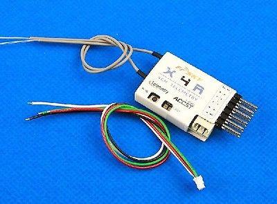Frsky X4R 4/16CH X Série Double-voie Récepteur w/Smart Port