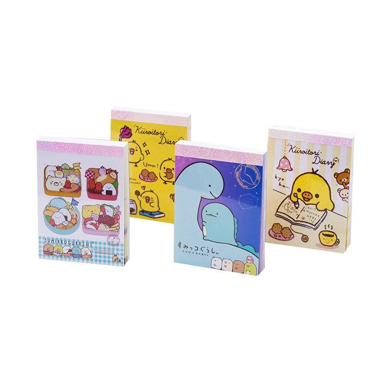 BLINGIRD 4 styl Kreativní Cute Chick Cover Student Office - Bloky a záznamní knihy - Fotografie 5