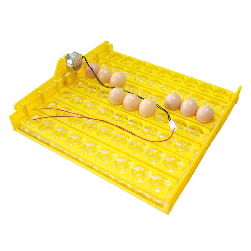 63 Eggs Incubator Turn Tray Chickens Ducks And Other Poultry Incubator Automatically Turn Eggs Poultry Incubation Equipment