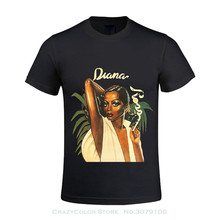 hot deal buy tops tees men 100% cotton diana ross ross men t shirts crew neck personalized new fashion brand funny tops tee shirt