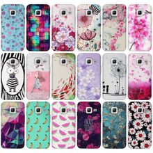 Case for Samsung Galaxy J1 Mini J105 J105H SM-J105H J105F SM-J105 3D Soft Silicone Back Cover For Samsung J1 Nxt Duo Phone Cases(China)