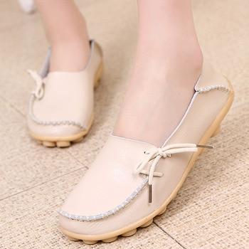 Sneakers Women Casual Shoes Fashion Women Slipony Female Shoes Soft Comfortable Shallow Spring Autumn Women Flat Shoes