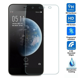 For Micromax Canvas juice 4 Q465 Tempered Glass Original 9H Protective Film Explosion-proof Screen Protector for Micromax Q465