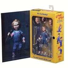 NECA Chucky Action Figurs Doll With Retail Box 15cm