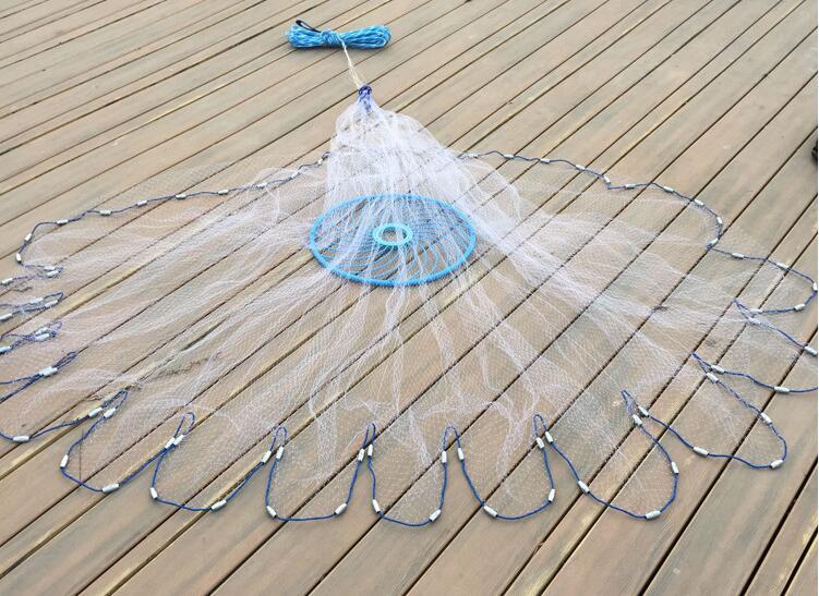 купить сеть рыболовную накидка парашют