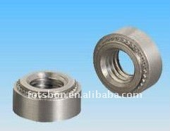 CLA-256-1 self-clinching  nuts,Aluminium 7075, nature,in stock