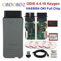 A++ Quality VAS5054A OKI Full Chip Keygen VAS5054 Original ODIS V5.1.3 AMB2300 VAS 5054A 4.4.1 Support UDS Protocol Free Ship