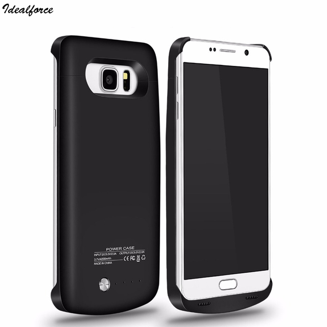 buy popular 815a0 72236 US $17.09  For Samsung Note 5 cover cases 4200mAh Battery Portable Charger  Protective Charging Case Pack Power Bank for Galaxy note5-in Battery ...