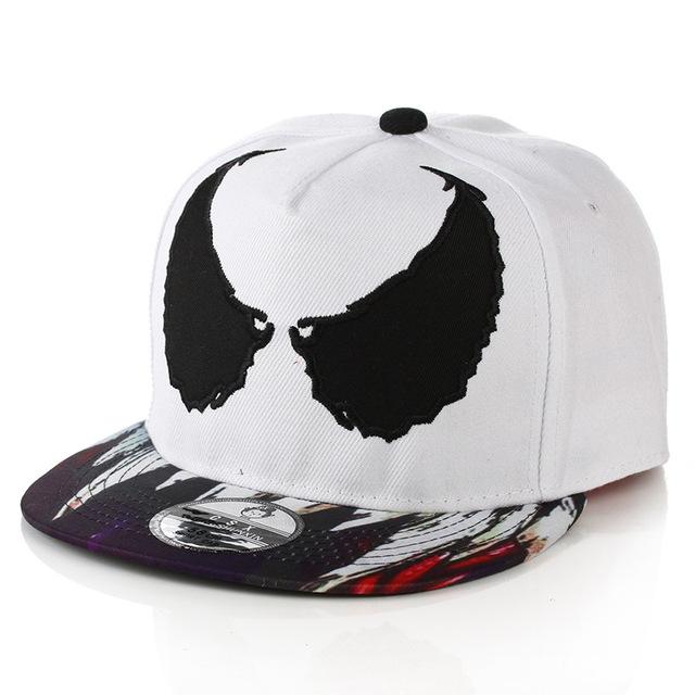 Venom Snapback Baseball Cap