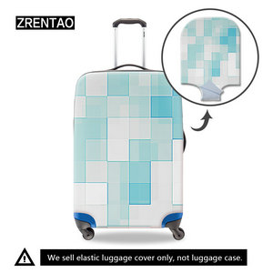 pretty large suitcase covers