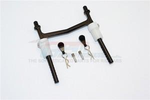 Image 2 - 1/10 AXIAL SMT10 90055 aleación trasera de aluminio poste del cuerpo con CLIP y montaje 1 Juego de PC MJ201R